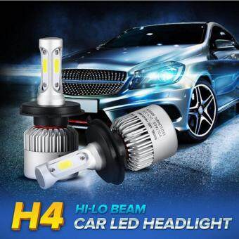 Harga H1/H4/H7/H11/H13/9005/9006 COB 72W LED Car Headlight Bulbs 6500K8000LM Headlight All-In-One Hi-Lo/Single Beam Fog lamps