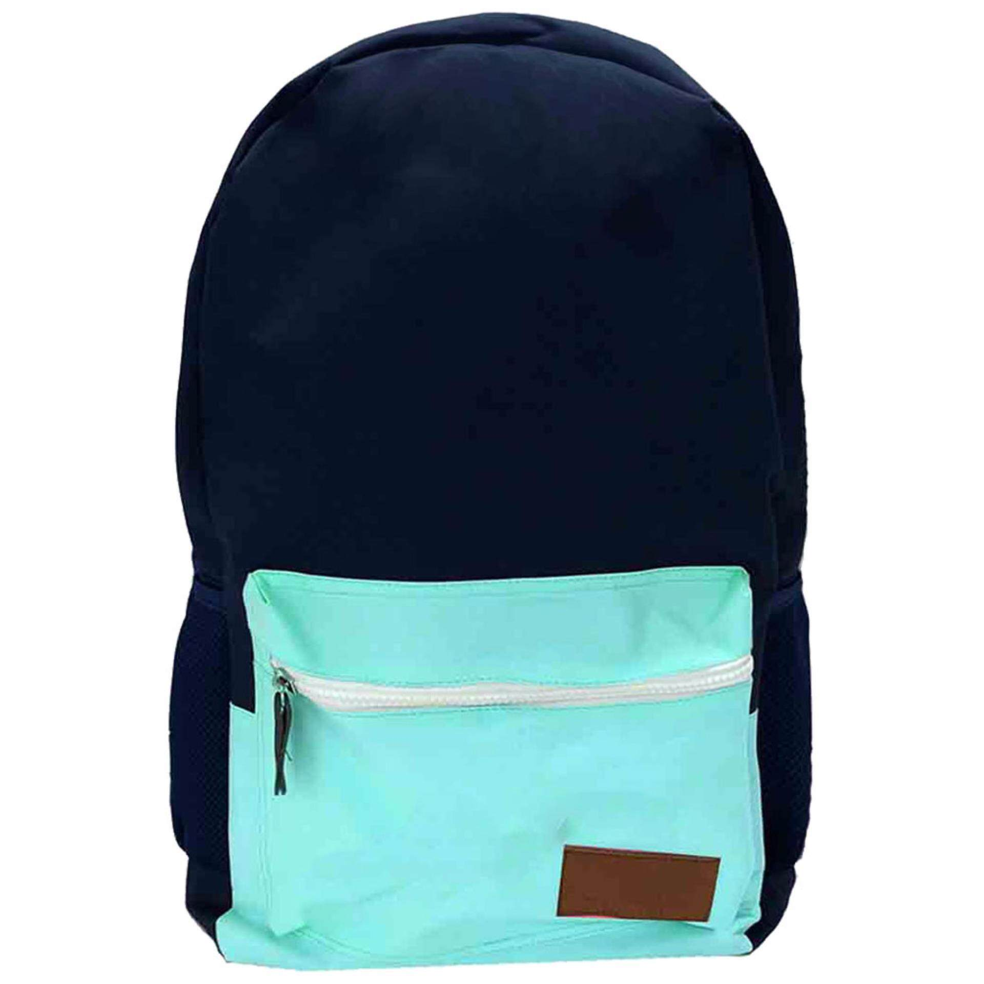 Haitop HB1553 18'' Casual Backpack (Navy)