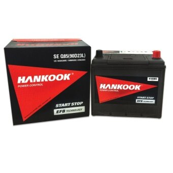 Harga Hankook Q85 90D23L EFB Start Stop Car Battery cost for MAZDA Skyactiv / Biante / Toyota Harrier