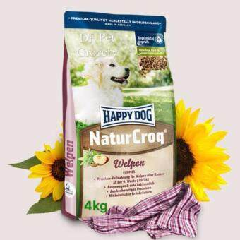 Harga Happy Dog NaturCroq Welpen (puppy) 4kg- Dog Food