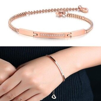 Bracelets & Bangles Honeyyiyi 2018 Gold Micro Pave Cz Crown Charms Bracelet 8mm Natural Stone Beads Bracelets & Bangles Men Jewelry Pulseras
