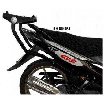 Review Yamaha Lc135 V1 Givi Heavy Duty Advance Rack Monorack