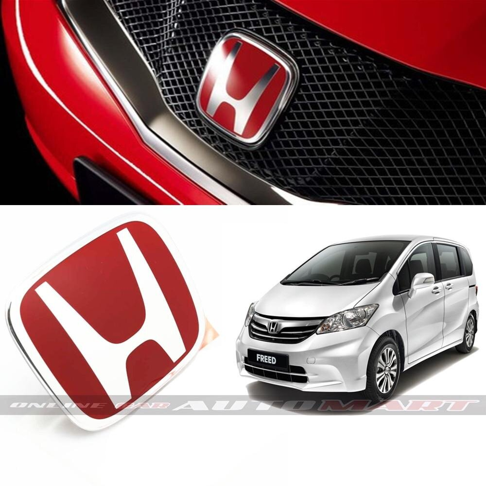 Honda Freed Type R Front Logoemblem Snw003