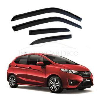 "Harga Honda Jazz 2014-2016 Original Door Visor (4"")"