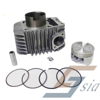 Review Yamaha Lc135 Standard Cylinder Block Set (54mm) Dan