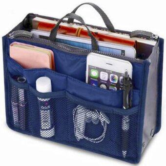 Harga HOT ITEM! Korean Design Multi Purpose Organizer(Navy Blue)