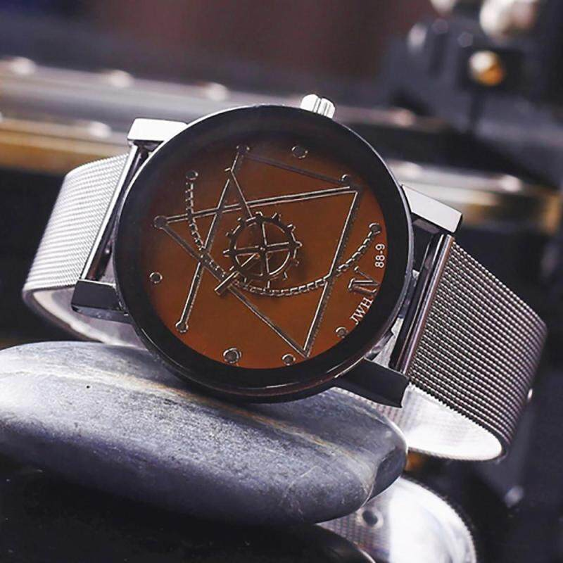 Hot Sale!Lovers Quartz Analog Wrist Delicate Watch Luxury Business Watches CO Malaysia