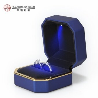 Hua Rui high-grade led ring box