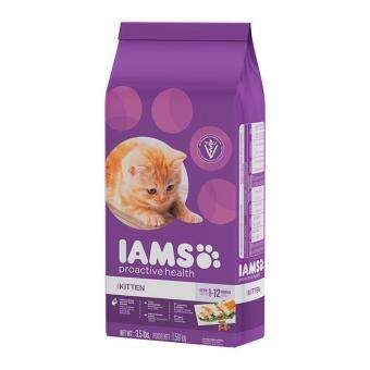 Harga IAMS Proactive Health Kitten 16LBS.