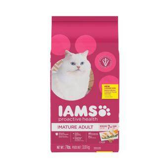 Harga IAMS Proactive Health Lively Senior 200G