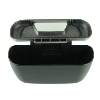 Harga Black Car Trash Garbage Rubbish Bin Can Box Holder