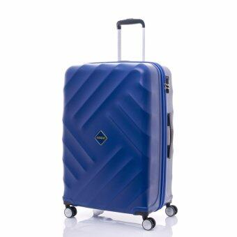 Harga American Tourister Gravity Spinner 76 cm / 28 Inches Blue
