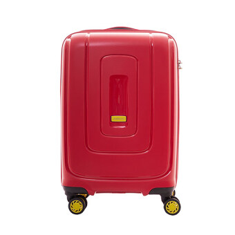 Harga American Tourister Lightrax Spinner 55/20 TSA Energetic Red