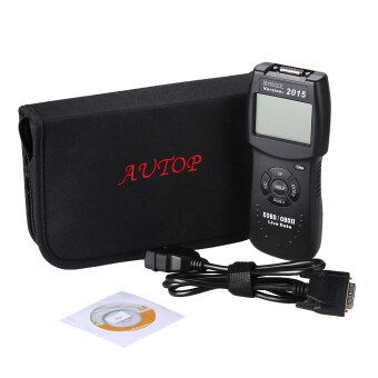Harga CAN OBD II D900 Car Scan Tool Scanner Reader