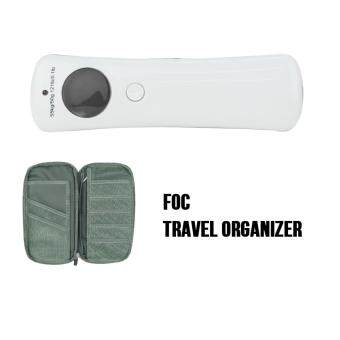 Harga Premium Digital Luggage Scale FOC Travel Organizer