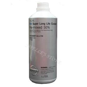 Harga NISSAN BLUE super long life coolant pre-mixed 50% 1litre