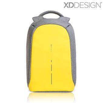 Harga XD Design Bobby Compact (Primrose Yellow) Free Mini Bobby Bag And Rain Cover