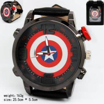 Harga Kisnow America Fashion Movies Watches(Color:Captain)