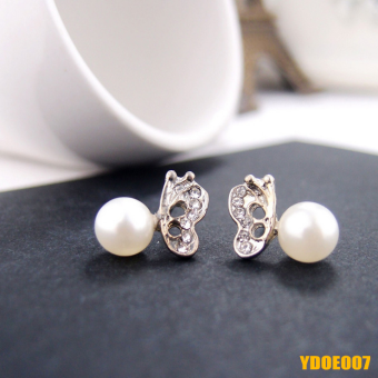 Harga ONLY Snowflake Shinning Earrings
