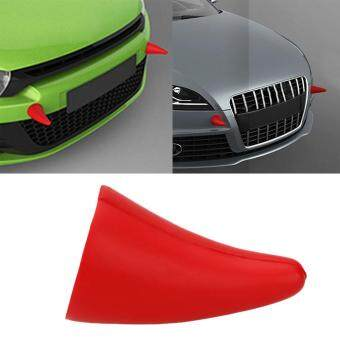 Harga Personalized 3D Devil Horn Car Vehicle Anticollision Sticker Decal Decoration