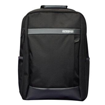 Harga American Tourister Kamden Laptop Backpack Black