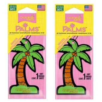 Harga California Scents 2-PC COMBO Palms Hang Outs® Shasta Strawberry