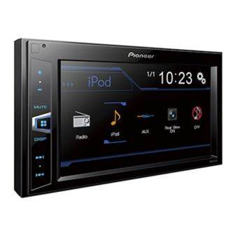 Harga Pioneer MVH-AV175 In-Dash Double DIN Multimedia AV Receiver