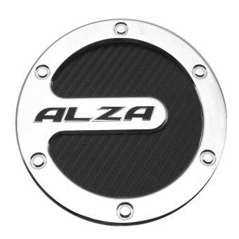 Harga Alza & New ALZA Sporty Chrome Fuel Cap Cover