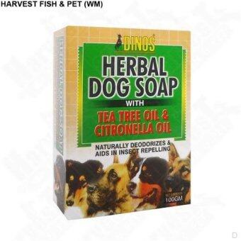 Harga Dinos Herbal Soap - 100gm