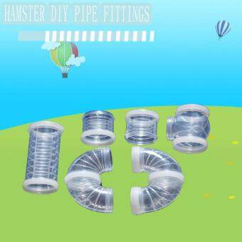 Harga 2017 Hot sell Accessories hamster External DIY pipeline tunnel fittings