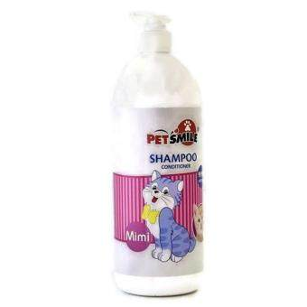 Harga PET SMILE MIMI CAT SHAMPOO CONDITIONER 1000ML