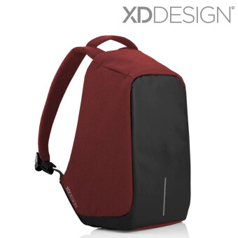 Harga XD Design Bobby Anti Theft Backpack - Red