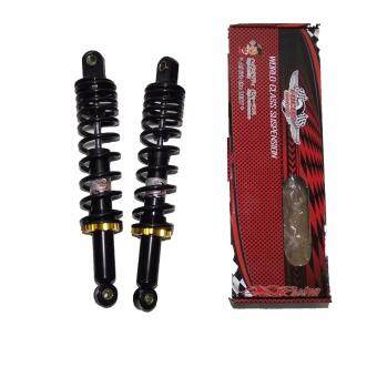 Harga Focus Racing Absorber For Honda Ex5, Wave, Dash, Future, - Black And Gold 330MM