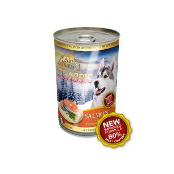 Harga ALPS NATURAL CLASSIC SALMON CAN 400GM (6 CANS)