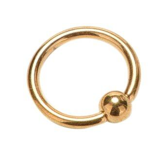Harga Buytra Charm Nose Ring Lip Ear Nose Clip On Ball Piercing Nose Lip Hoop Earring Gold