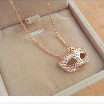 Harga ONLY Diamond Musk Queen Exquisite Fashion Necklace