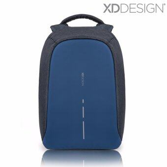 Harga XD Design Bobby Compact (Diver Blue) Free Mini Bobby Bag And Rain Cover