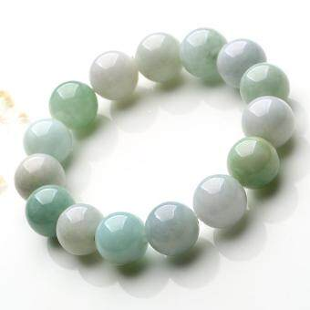 Harga A Jade Bracelet and a Genuine Natural Burma Jade Bracelets Jade Jewelry Jade Beads Bracelet 13mm