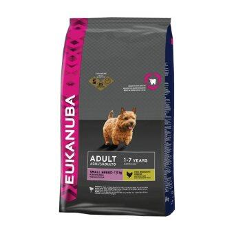 Harga [EUKANUBA] LIFESTAGE FORMULAS Adult Maintenance Small Breed Food - 15KG