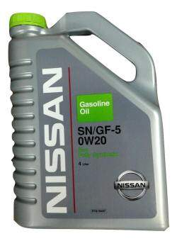 Harga 0W-20 Nissan Full Synthetic Genuine Motor Oil