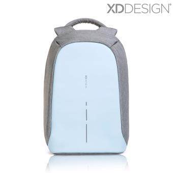 Harga XD Design Bobby Compact (Pastel Blue) Free Mini Bobby Bag And Rain Cover