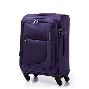 Harga American Tourister Costa Spinner 55 cm / 20 Inches Strict Purple