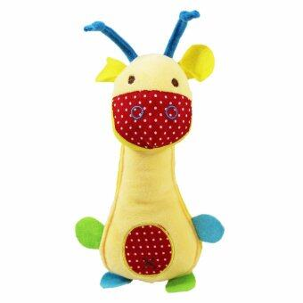 Harga Pet Affinity Lovely Animal Wand Pet Toy Collection - Giraffe