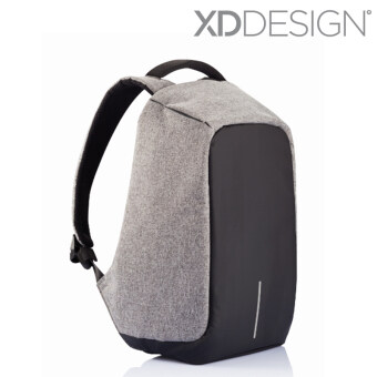 Harga XD Design Bobby Anti Theft Backpack - Grey