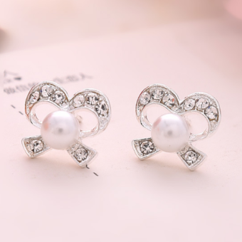 Harga ONLY Fancy Sparkling Color Diamond Earrings