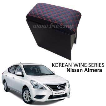 Harga Korean Wine Series Armrest For Nissan Almera