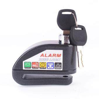 Harga Alarm Disc Brake Lock Water Rust and Vandal Proof For Motorcyle Disc