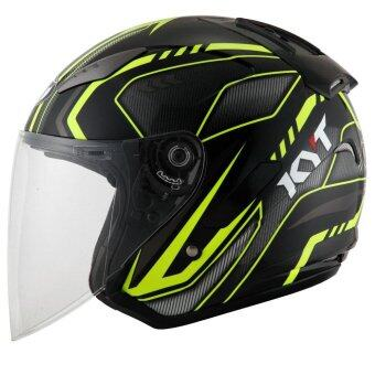 Harga KYT HELLCAT OPEN FACE ARROW
