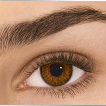 Harga Freshlook ColorBlends Brown Contact Lens (-7.00)