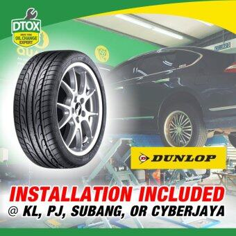 Harga DUNLOP Formula D05 215/65R15 tyre (with installation)